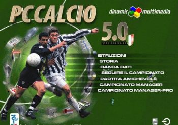 Retrogame History: Pc Calcio 5