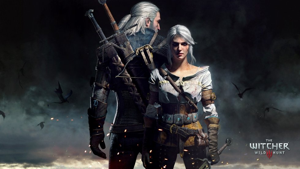 The Witcher 3 - 1