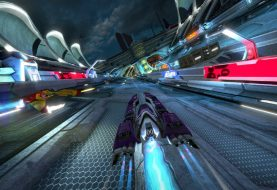 Wipeout Omega Collection testato su PS4 Pro