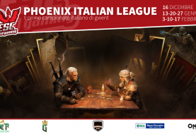 """""""Gwent: The Witcher Card Game"""": Phoenix Italian League #2018-2019"""