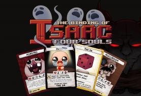 The Binding of Isaac: Four Souls video unboxing sul canale YouTube