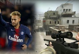 Neymar Jr batte da solo 5 avversari a Counter-Strike: Global Offensive [Video]