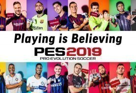 "PES 2019: Parte oggi la campagna ""Playing is Believing"""
