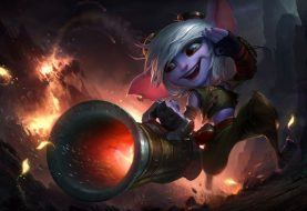 League of Legends - L'aspetto vincitore di Tristana!