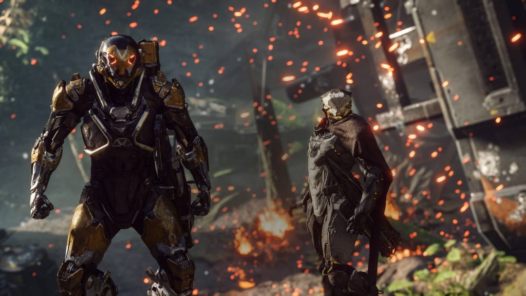 Anthem - I Nuovi Eventi Anticipano i Cataclismi 51