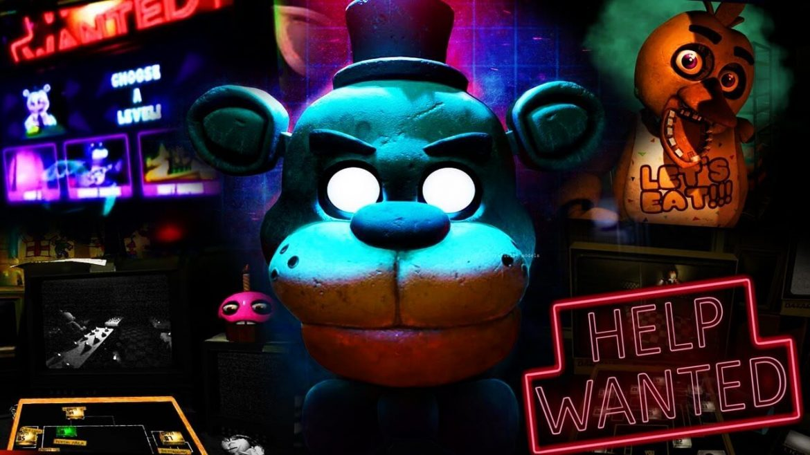 Five Nights at Freddy's VR: Help Wanted – Recensione