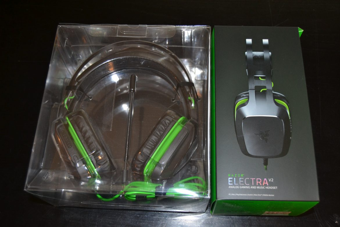 Razer Electra V2 Analog Gaming and Music Headset – Recensione