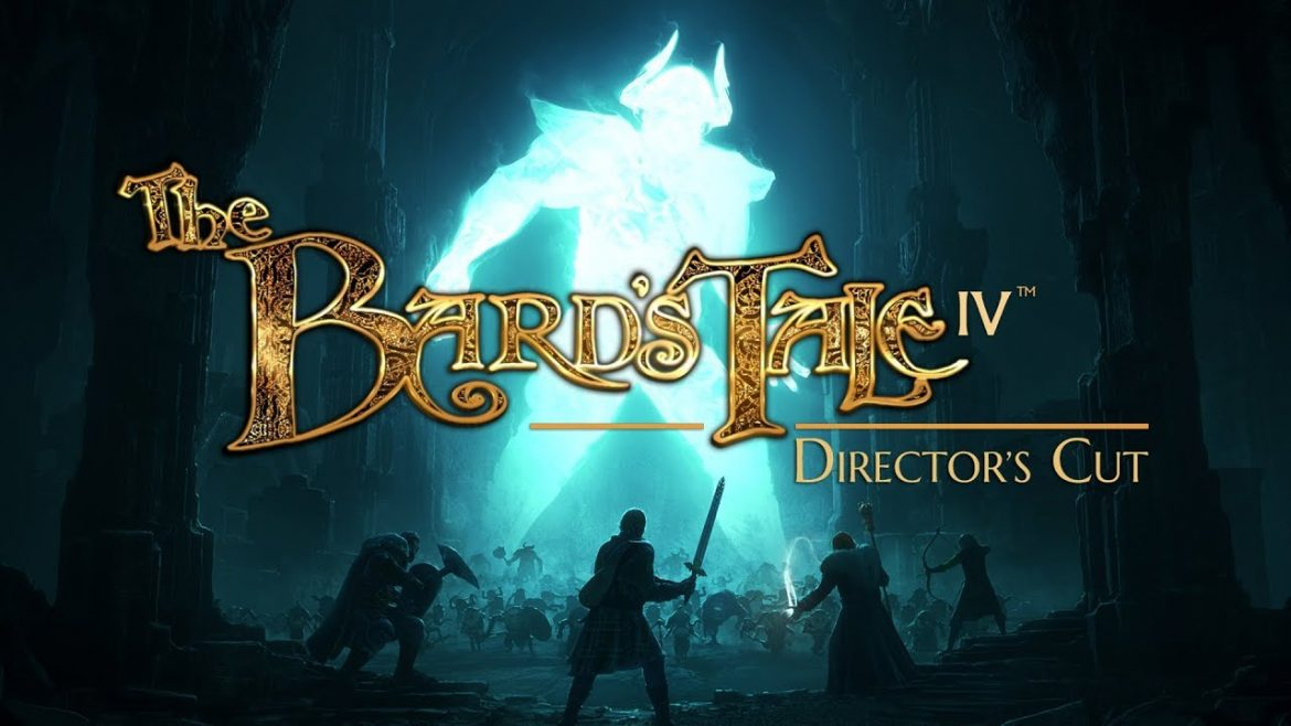 The Bard's Tale IV: Director's Cut – Annunciata la data di uscita su console e PC