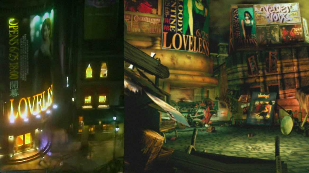 Final Fantasy VII Remake - Loveless 1