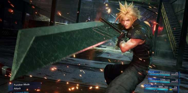 Final Fantasy VII Remake - Stili combattimento